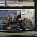 Пассажир метро