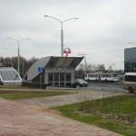 Вход на станцию Петровщина
