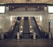 эскалатор минский метрополитен