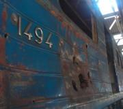 вагон метро номерной