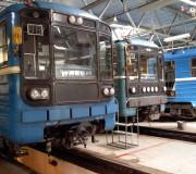 Депо Московское минского метро