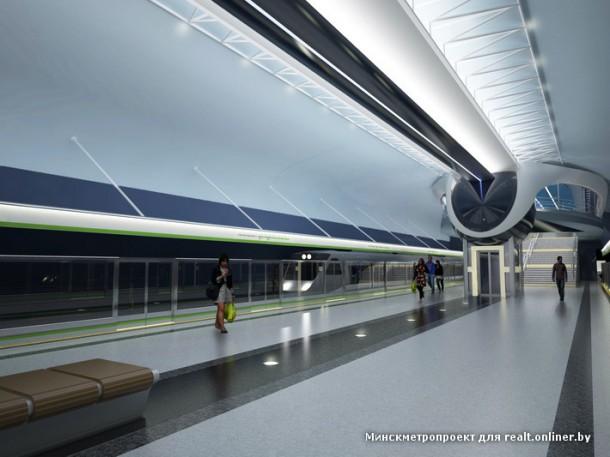 Станция «Аэродромная»