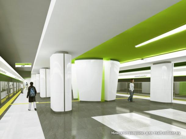 Станция «Неморшанский Сад»