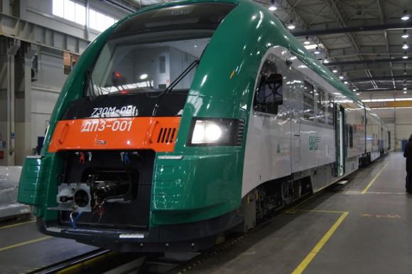 польский дизель-поезд ДП3