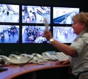 Камера видонаблюдения в метро