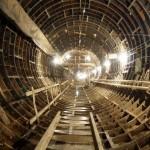Строительство Минского метрополитена