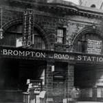 Заброшенная станция лондонского метро