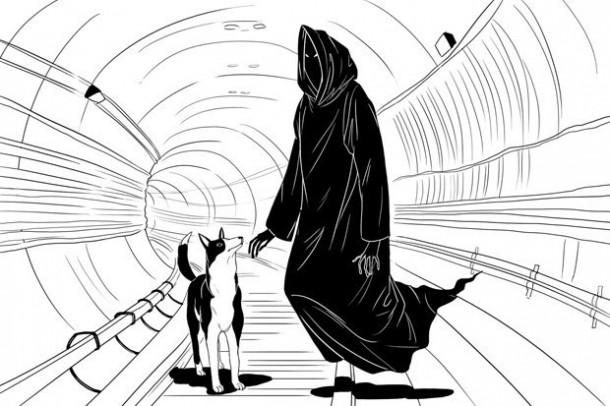 Смерть в тоннеле