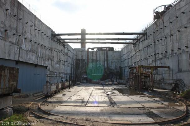 заброшено строительство станции донецкого метро