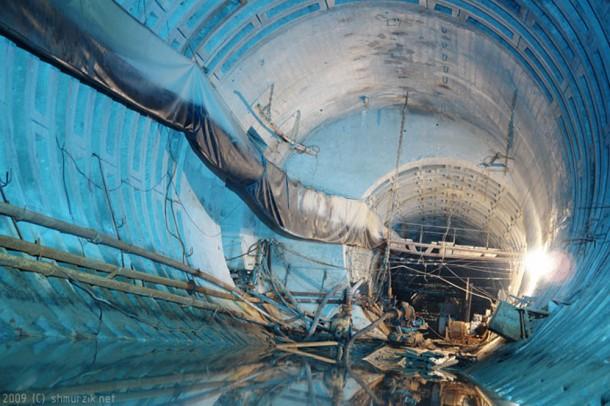 освещение в тоннеле донецкого метро