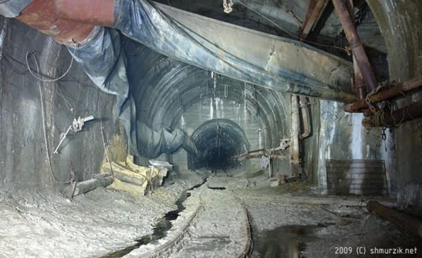 тоннели донецкого метро
