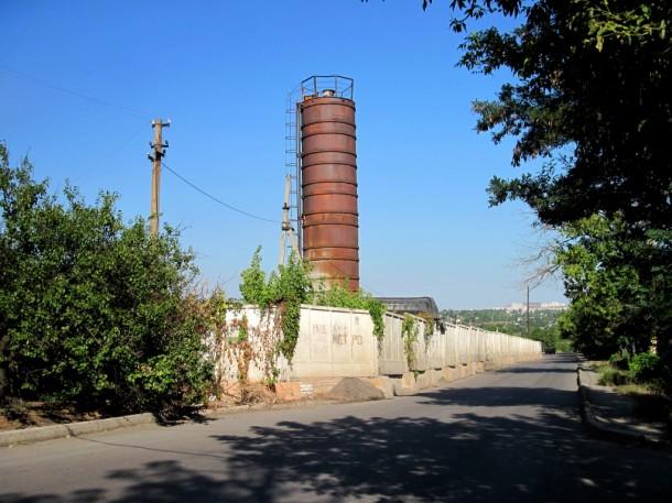 заброшено строительство метро в Донецке