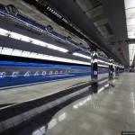 Станция Чкаловская Екатеринбургского метрополитена