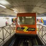 метрополитен города Хайфа