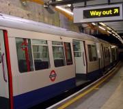 Лондонский метрополитен фото