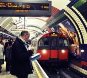 фото Лондонского метро