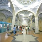 Метрополитен Ташкента