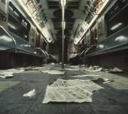 Грязь в метро Нью Йорка