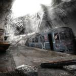 метро после ядерного удара