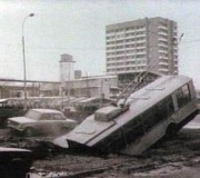 Авария в Петербургском метро