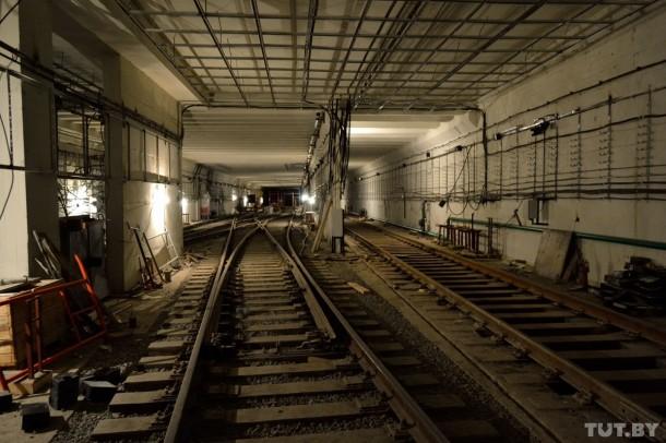 тупики на станции Малиновка