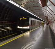 Поезд венского метро