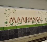 фотография станции метро Малиновка
