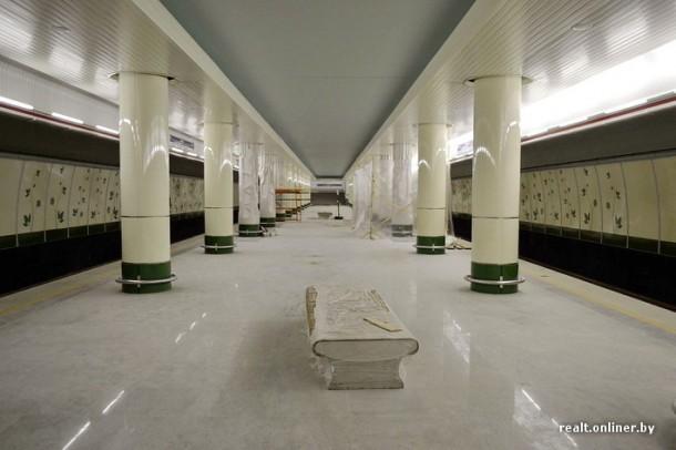 Фотография станции Малиновка