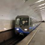 метро состав Ока 81-760/761