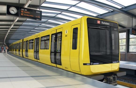 Вагон метро Stadler