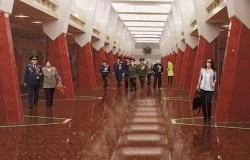 Харьковский метрополитен станция Победа
