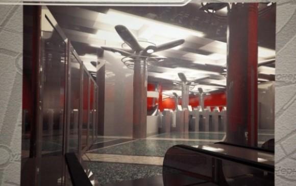 Станция метро «Улица Савушкина»