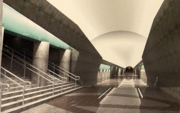 Станция метро «Каретная»
