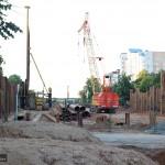 строительство третьей линии минского метро