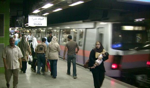 Каирский метрополитен