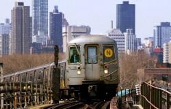метрополитен Нью-Йорка