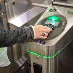 Оплата метро через NFC