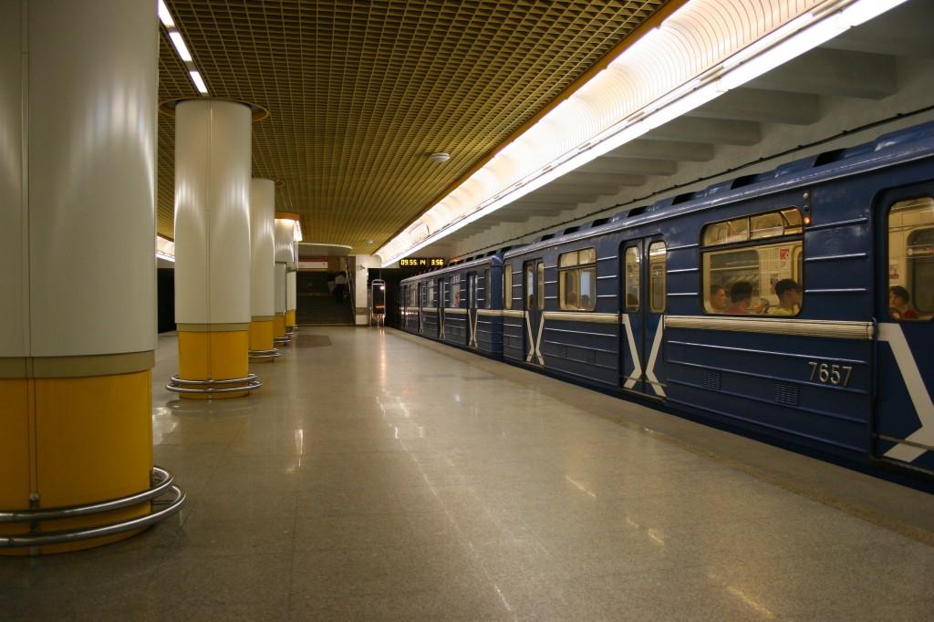 Станция Кунцевщина