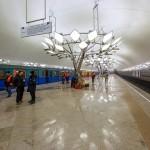 станция тропарево