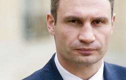 Виталий Кличко мэр Киева