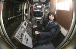Машинист минского метро