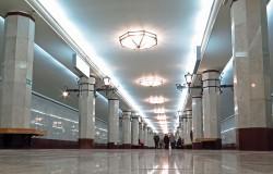 Станция Алабинская