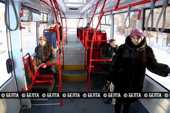 Трамвай Белкоммунмаш Новополоцк