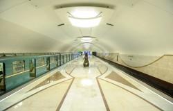 Бакинский метрополитен