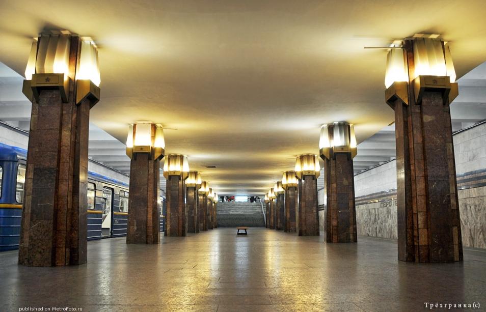 Станция Героев Днепра