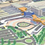 Новый минский железнодорожный вокзал
