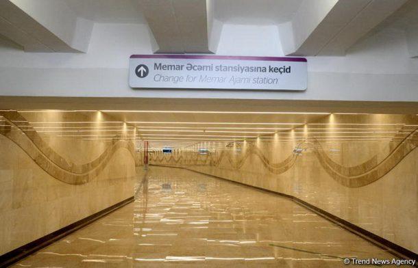 метро баку 10