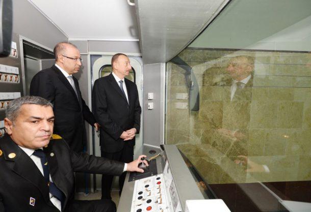 метро баку 3