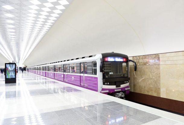 метро баку 4