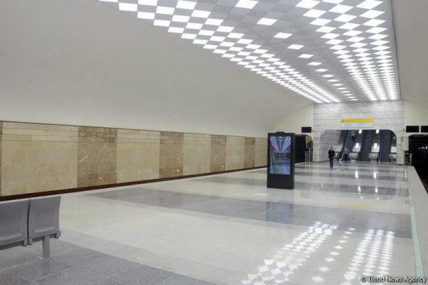 метро баку 7